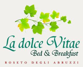 Bed and Breakfast La Dolce Vitae Roseto degli Abruzzi Logo
