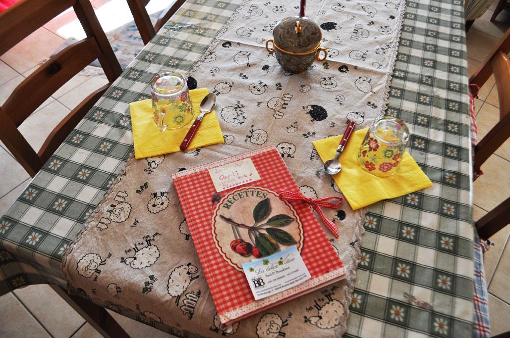 Libro ospiti bed and breakfast la dolce vitae roseto for La stanza degli ospiti libro